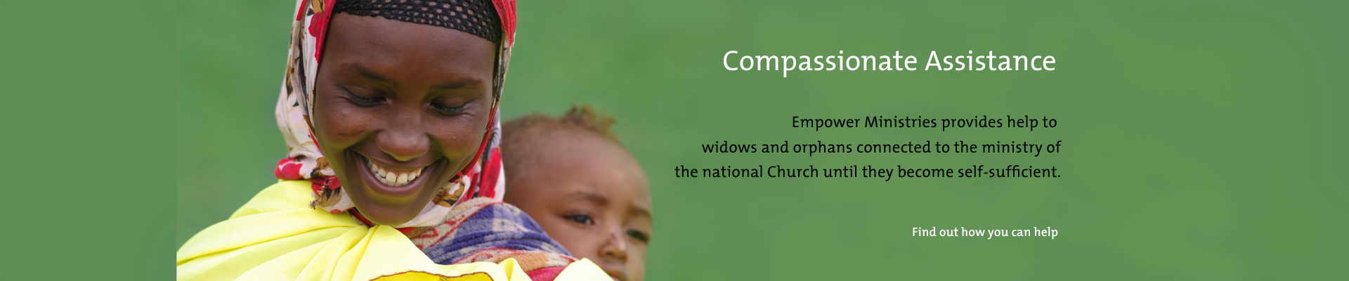orphans widows aid national church
